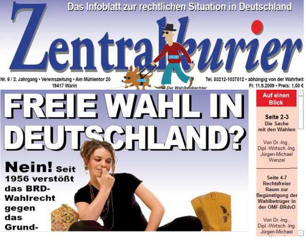 Zentralkurier
